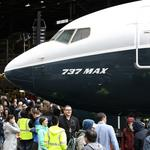 Renton workers roll out the Boeing 737 Max 7 (Photos)