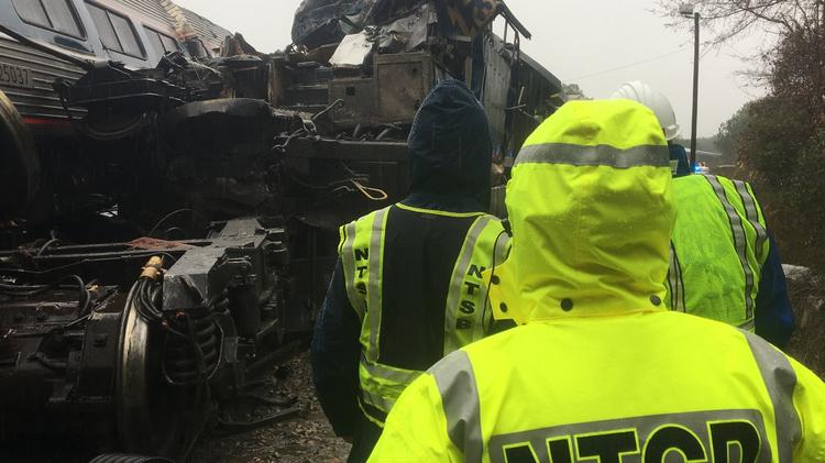 Incorrect information from CSX employee led to fatal Amtrak