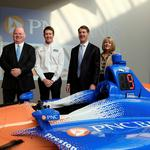 CEO <strong>Demchak</strong> on why PNC's banking on the Indy 500