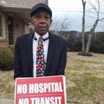 Black pastors join city's transit opposition