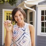 Where women are buying homes