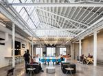 Cool Offices: Marketing agency Workshop's new office preserves history in 100-year-old foundry