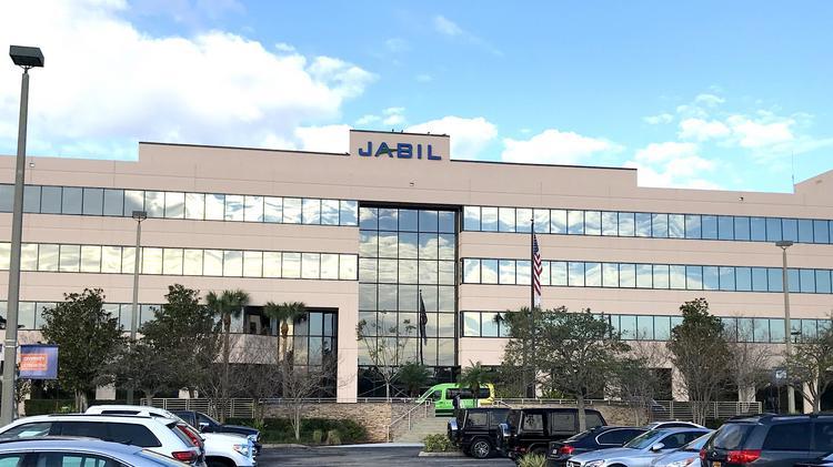 Jabil strikes deal with Johnson & Johnson - Tampa Bay