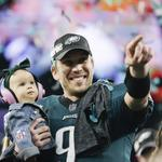 Athletes First agent Schulman guides long journey for Super Bowl MVP Foles