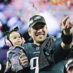<strong>Nick</strong> <strong>Foles</strong>' leadership lesson in being 'very good'
