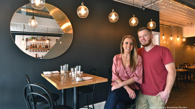 caskade kitchen bar opened at 182 remsen st in cohoes in january the - Troy Kitchen