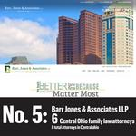 Top of the List: Central Ohio's largest family law practices