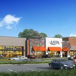 New retail development underway in The Woodlands