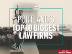 List Leaders: Meet the 10 law firms with the most lawyers in Portland