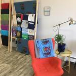 Project Repat, which turns old T-shirts into quilts, opens first-ever retail store