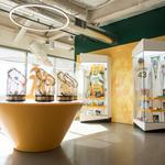 First look: Inside the Oakland A's new offices in <strong>Jack</strong> <strong>London</strong> Square (photos)