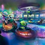 Sneak peek: Disney shares art of new Toy Story Land aliens ride; dismisses rumor