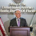 Speaking in downtown Tampa, Jeff Sessions praises regulatory crackdown on opioids
