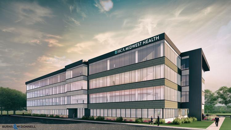 HCA Midwest moves to Kansas for new headquarters - Kansas