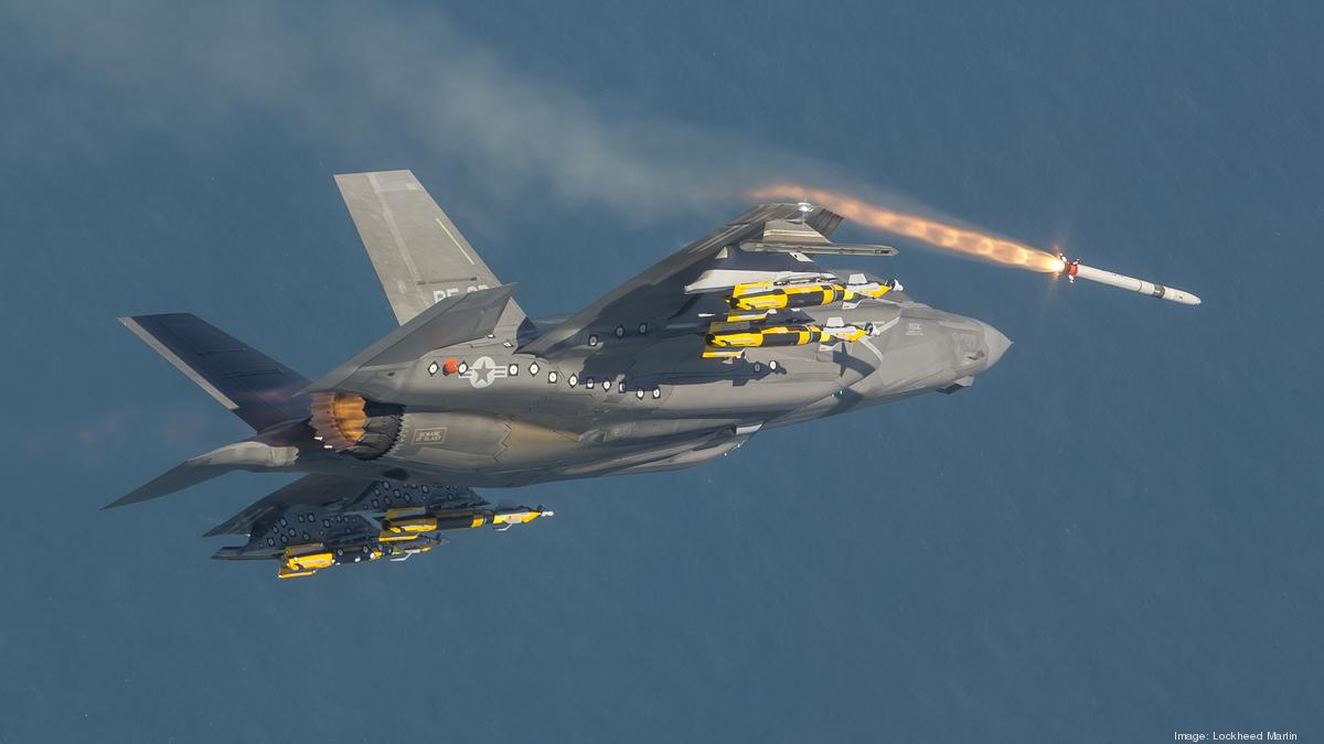 Lockheed Martin (NYSE: LMT) wins F-35 military contract, with some work in Orlando - Orlando Business Journal