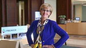 Lifetime Achievement: She's leading big changes in health care