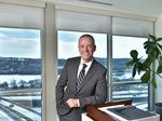 Meet the man at the top of a firm ready to grow