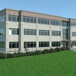 New building planned in Wayne; ground broken on large Del. project