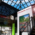 A carve-out for the creative class comes to Old Town Alexandria with Founders Hall