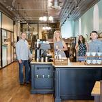 Family-owned coffee shop opening soon in Soo Line building