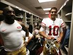 How 49ers QB Jimmy Garoppolo's new mega-contract stacks up against other pro athletes