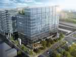 Developer to 'go spec' on $100 million Midtown office building (Renderings)
