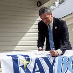 With focus on Tampa site, Rays shift their attention to funding potential $800M stadium