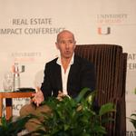 Real estate heavyweights from Starwood, Whole Foods, Lennar and Marriott discuss market at UM conference