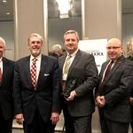 Alabama economic development exec receives prestigious award