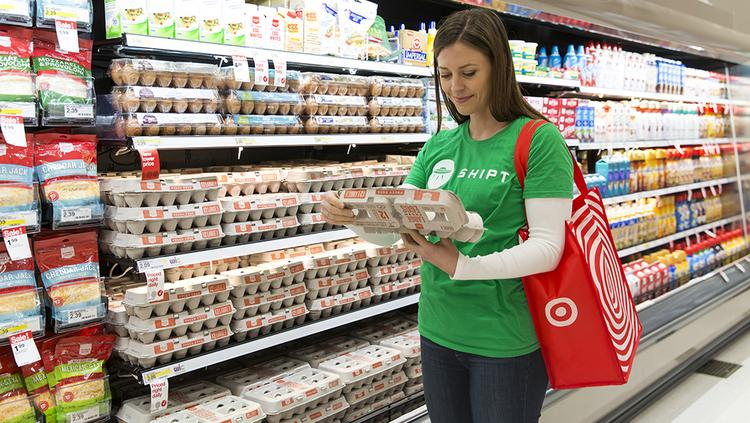 Target Corp  subsidiary Shipt to start same-day grocery