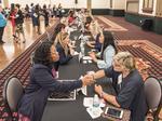 Inside 2018 Mentoring Monday (Photos)