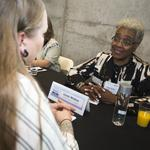 Mentoring in minutes: Valley businesswomen come together to share expertise in 5th annual Mentoring Monday event