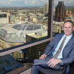 Fast-growing insurance brokerage has new office with eye-catching view