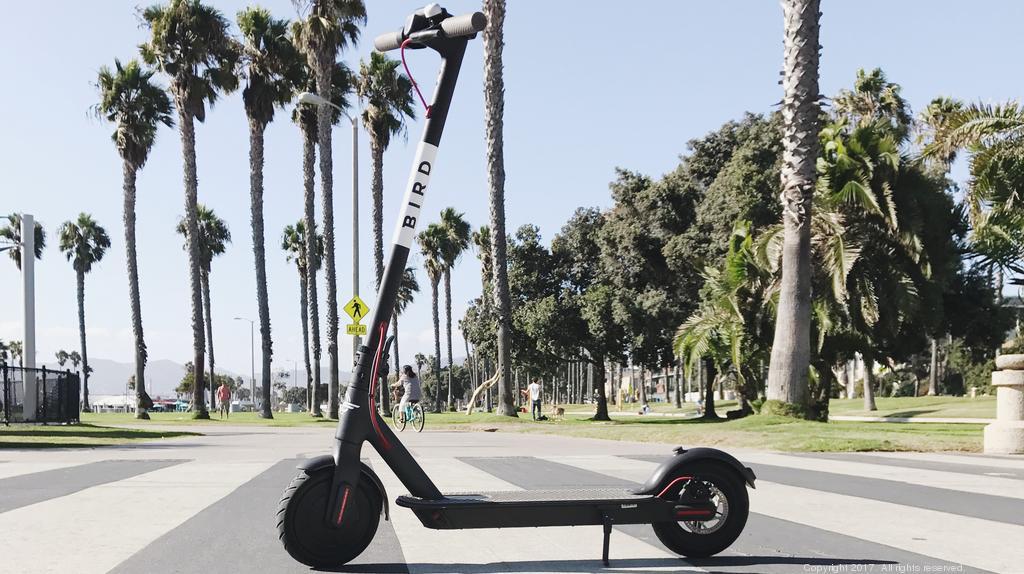 Bird may get shut out of Santa Monica scooter pilot