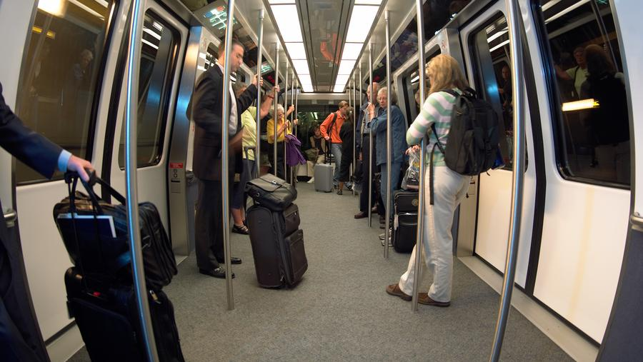 Denver airport opens the voting for new voices for train ...