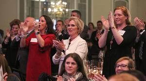 PHOTOS: Scenes from CBJ's 2018 Women in Business awards event