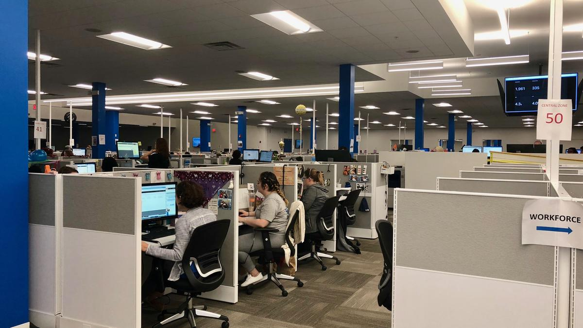 Sears Service Center >> Chewy.com opens its new call center in South Florida - South Florida Business Journal