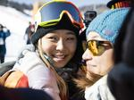 Chloe Kim is America's new Olympic hero