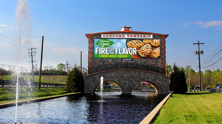 Catalyst Outdoor sells digital billboard portfolio in