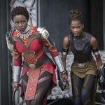Disney's 'Black Panther' achieves rare five-peat at weekend box office