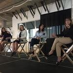 Three Valley women tech leaders share challenges, speaking up and finding purpose at Girls in Tech talk