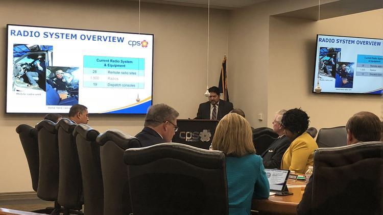 San Antonio City Council To Vote On 108 Million Public Safety Radio