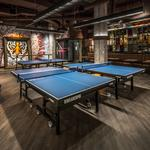 Spin opens table tennis social club in Seattle (Photos)