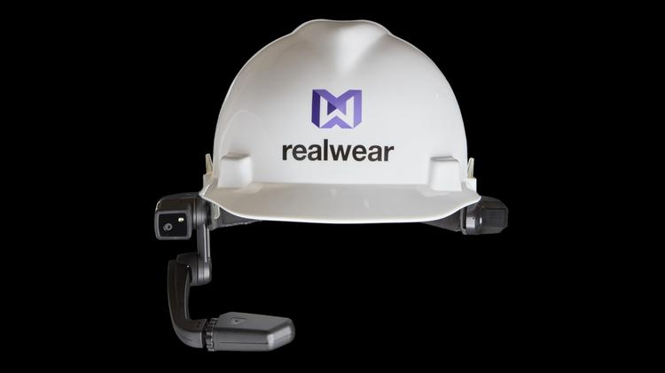 The RealWear HMT-1 is designed to give industrial workers a handsfree  computing device. cc3f7d107d
