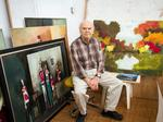 91-year-old Houston artist: 'Iconic art changes the value of real estate'