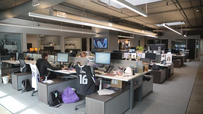 PHOTOS: Look inside Sacramento Kings' new offices