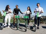 LimeBike shifting to higher gear