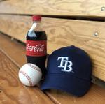 Tampa Bay Rays switch teams — trading Pepsi for Coke