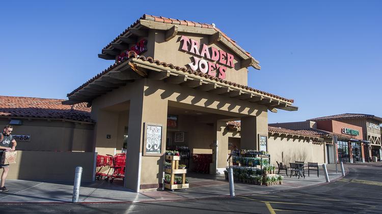 Trader Joe's has 10 stores around the Phoenix-area.