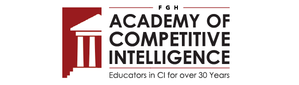 Competitive Intelligence Certification Training June 2018